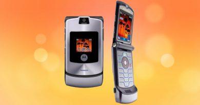 Motorola перевыпустит культовый RAZR