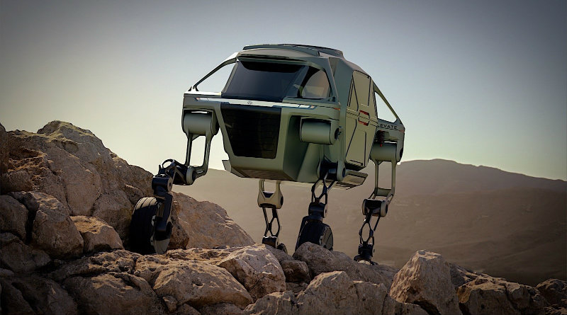 Hyundai Elevate | Фото: Hyundai