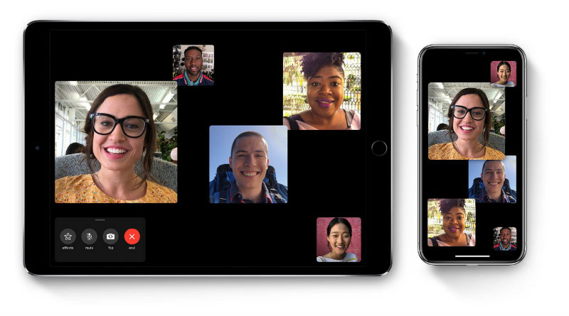 FaceTime | Фото: Apple