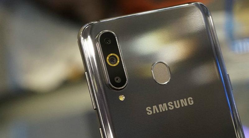 Samsung Galaxy A8s | Фото: edushi.com