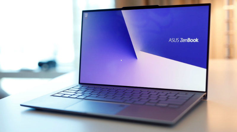 Asus ZenBook S   Фото: engadget