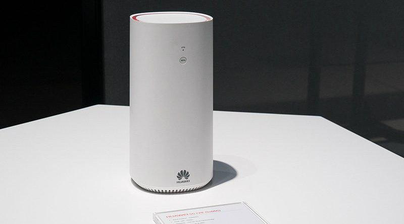 Huawei 5G роутер | Фото: http://shabakehchi.com