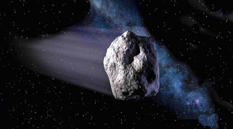 Астероид   Фото: https://phys.org