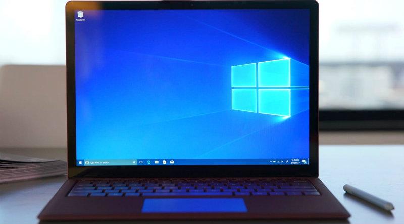 Windows 10   Фото: Хроника.инфо