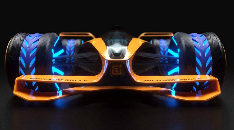 Болид будущего | Фото: McLaren