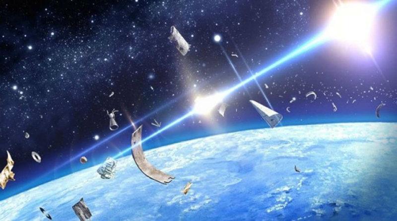Космический мусор | Фото: http://mirkosmosa.ru