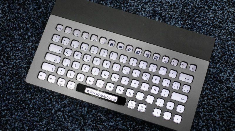 Nemeio Keyboard | Фото: Engadget