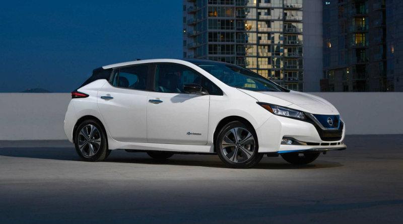 Nissan Leaf e+   Фото: Nissan