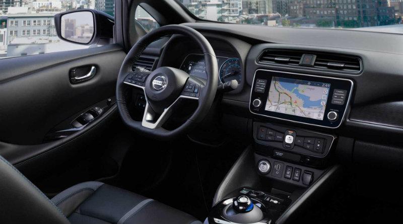 Nissan Leaf e+ | Фото: Nissan