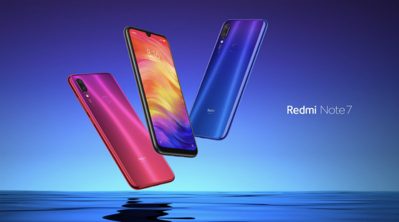 Redmi Note 7 | Фото: Redmi
