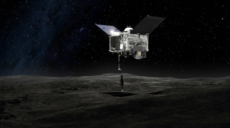 OSIRIS-Rex | Фото: NASA