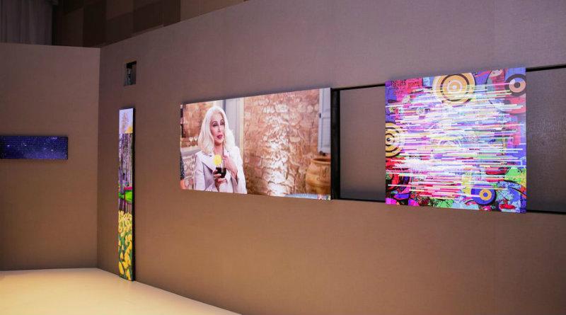 Samsung Micro LED | Фото: CNET