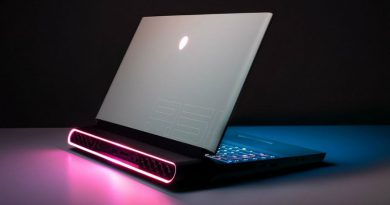Alienware Area 51m | Фото: The Verge