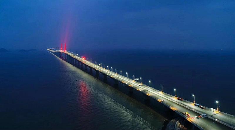Самый длинный морской мост | Фото:
