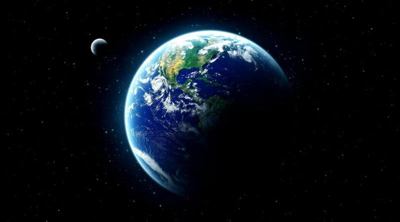 Земля   Фото: vistanews