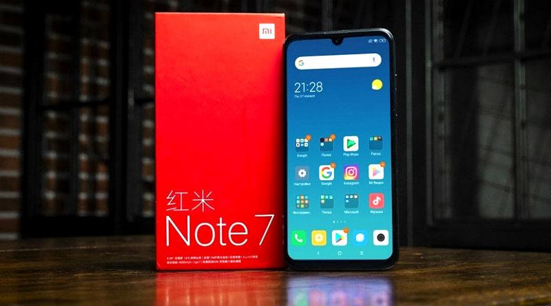 Redmi Note 7 | Фото: news.ru
