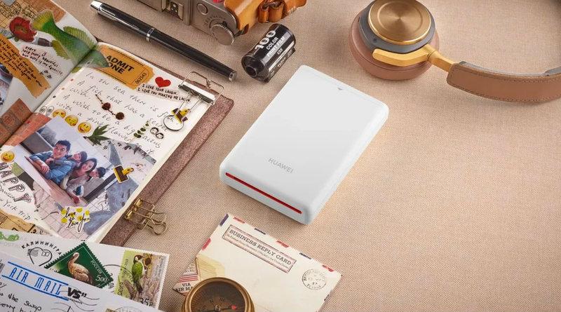 Huawei фотопринтер