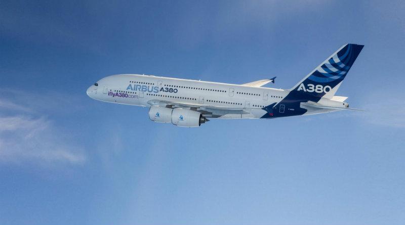 Airbus А380 | Фото: airbus