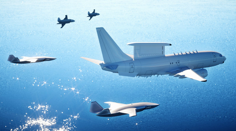 Boeing Airpower Teaming System   Фото: https://techcrunch.com