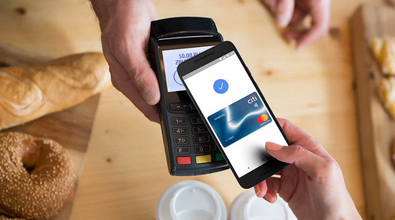 Google Pay | Фото: citibank