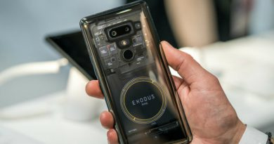 HTC Exodus 1 | Фото: Android Authority
