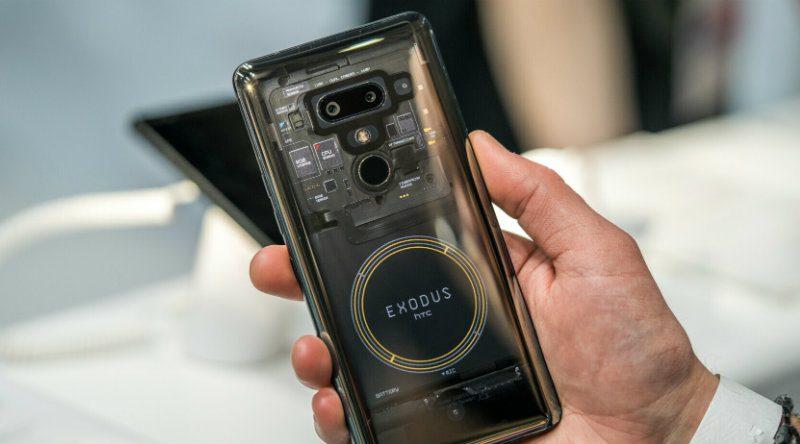 HTC Exodus 1 | Фото: Android Authority