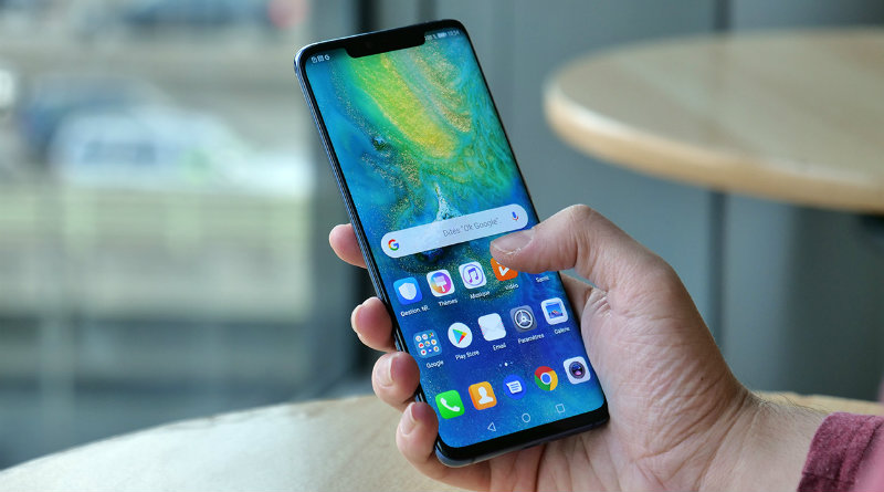 Huawei Mate 20 Pro | Фото: https://androidresult.com
