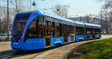 Беспилотный трамвай | Фото: http://moscowalk.ru