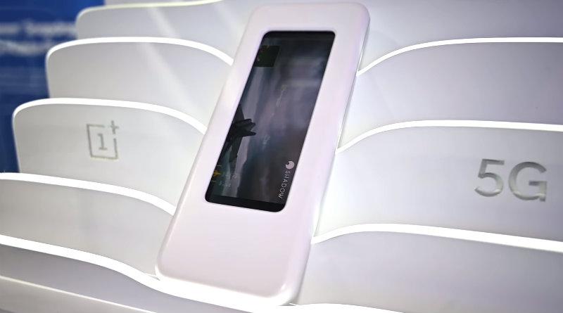 OnePlus 5G | Фото: Rozetked
