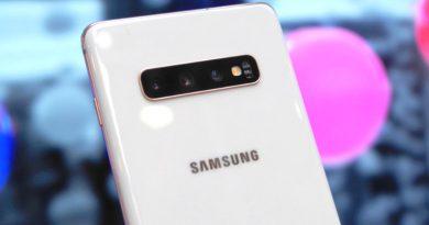 Камеру Galaxy S10+ признали лучшей