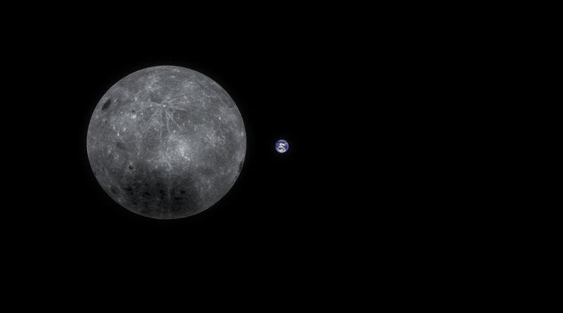 Обратная стороны Луны