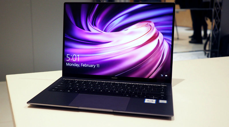 Huawei MateBook X Pro | Фото: Engadget