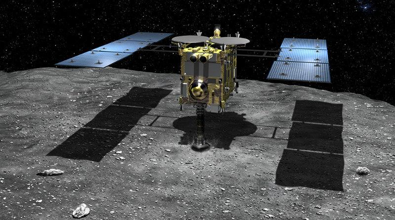 Хаябуса-2 | Фото:Scoopnest.com