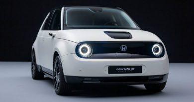 Honda e Prototype | Фото: Honda