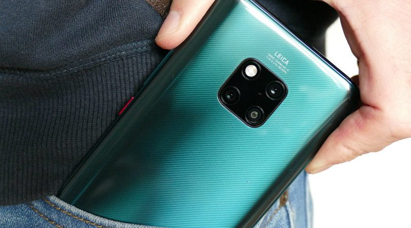 Huawei Mate 20 Pro | Фото: digitaltrends