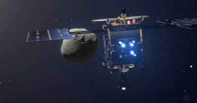 Hayabusa 2 | Фото: sci-news.com