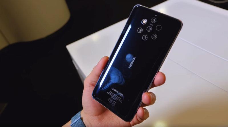 Nokia 9 PureView | Фото: chudo.tech