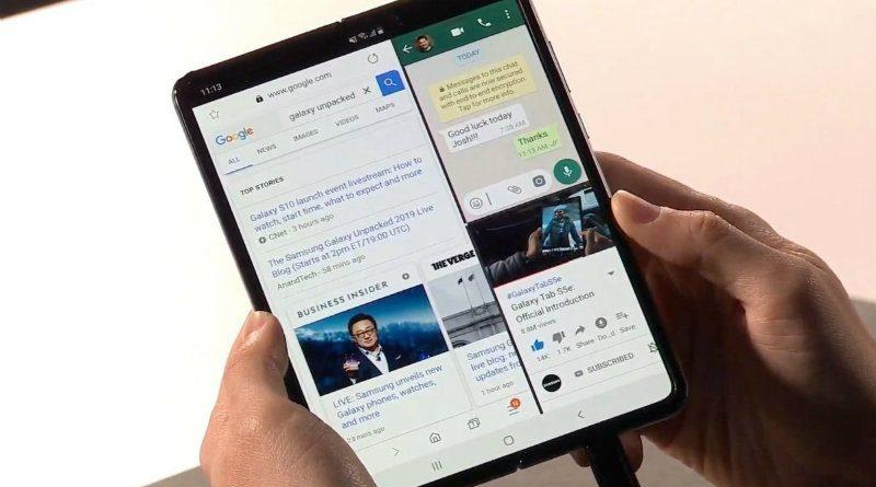 Samsung Galaxy Fold | Фото: http://britishpakistanis.online