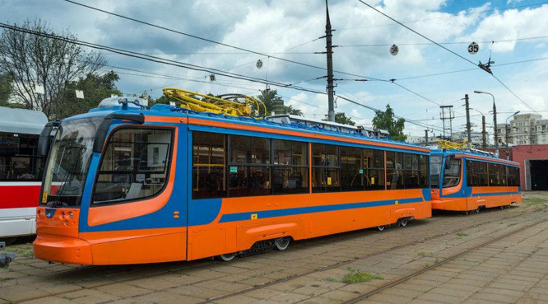 Трамвай | Фото: Илья Варламов
