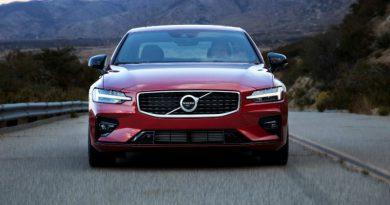 Volvo смогут выявлять нетрезвых водителей