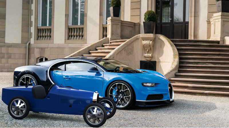 Bugatti Baby II | Фото: motor.ru