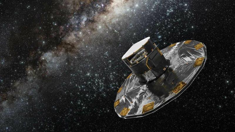 Телескоп Gaia   Фото: firstpost