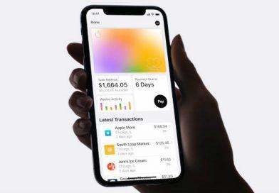 Apple показала банковскую карту и сервис TV+