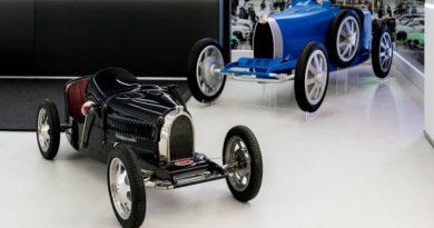 Bugatti Baby II | Фото: autoreview