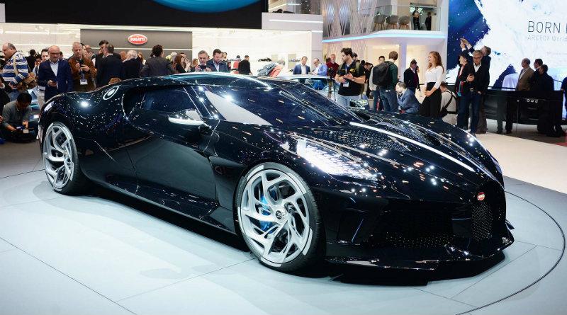 Bugatti La Voiture Noir | Фото: motoringresearch