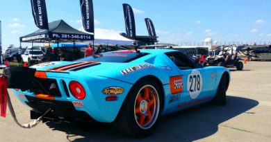 Ford GT | Фото: motonetworks