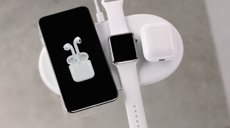 Apple AirPower | Фото: TechRadar