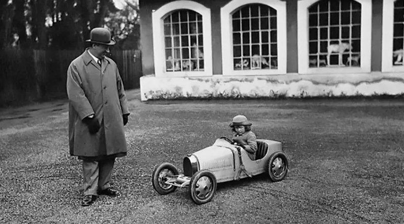 Bugatti Baby | Фото: motor.ru