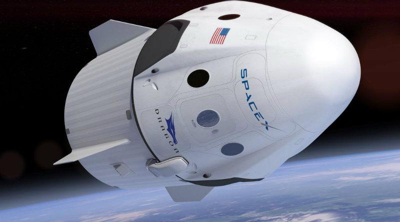 SpaceX Crew Dragon | Фото: fsmedia