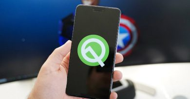 Android Q | Фото: 9to5google